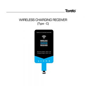 Type C Wireless Charging Receiver